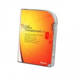 Office 2007 Standard Ukraine BOX