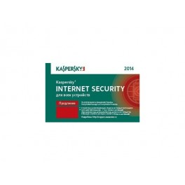Kaspersky Internet Security 2014 Card